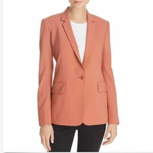 Theory 'Etiennette' Stretch-Wool Blazer (4) $475+